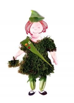 Girl Sprout